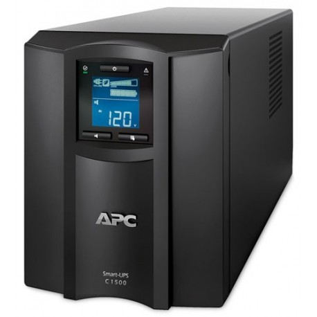 APC SMART-UPS 1500VA TOWER w Smart Conne