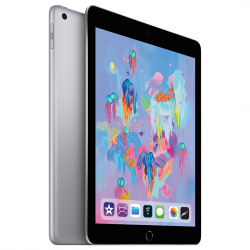 "AL IPAD 6 (2018) 9.7"" Wi-Fi 128G SP GREY"