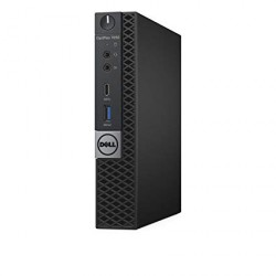 Dell OptiPlex 7050 - micro - Core i5 7500T 2.7 GHz - 8 GB - 256 GB