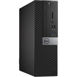 Dell OptiPlex 7050 - SFF - Core i5 7500 3.4 GHz - 8 GB - 256 GB