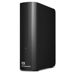 "EHDD 6TB WD 3.5"" ELEMENTS BLACK USB 3.0"
