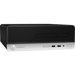 HP ProDesk 400 G4 - SFF - Core i3 7100 3.9 GHz - 8 GB - 256 GB