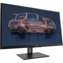 "HP Z27n G2, 27"", IPS,  16:9, 300 cd/m2, 1,000:1, (1) DisplayPortTM 1.2, (1) DisplayPortTM 1.2 out, (1) HDMI 1.4, (1) DVI-D, Tilt"