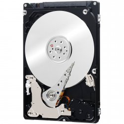 HDD Mobile WD Black (2.5'', 500GB, 32MB, 7200 RPM, SATA 6 Gb/s)