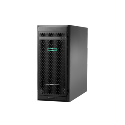 HPE ProLiant ML110 Gen10 Intel® Xeon® Bronze 3106 8C (1.70GHz 11MB) 16GB(1x16GB) PC4-2666V-R DDR4 2666MHz RDIMM 4xHot Plug 3.5""