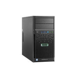 HPE ProLiant ML30 Gen9 Entry - tower - Xeon E3-1220V6 3 GHz - 8 GB - 0 GB