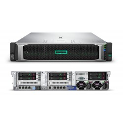 HPE Solution Server ProLiant DL380 Gen10 Intel® Xeon® Silver 4114 10-Core(2.20GHz 13.75MB) 32GB(1x32GB) DDR4 2666MHz RDIMM 8xHot