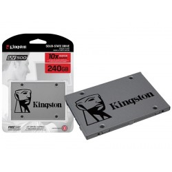 "Kingston 240GB SSDNOW UV500 SATA3 2.5"" EAN: 740617273809"