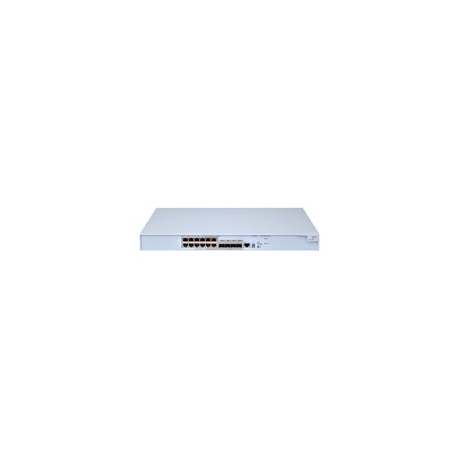 HPE 4200-12G Switch - Switch - L2+ - Managed - 8 x 10/100/1000 + 4 x shared SFP + 1 x XENPAK - rack-mountable