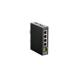 D-LINK UNMANAGED SWITCH 5 PORTS