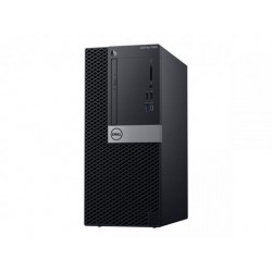 Dell Optiplex 5060 MiniTower, Intel Core i7-8700 (12MB Cache, 4.60GHz), 8GB (2x4GB) DDR4 2666MHz,1TB 7200rpm 3.5inch SATA, Intel