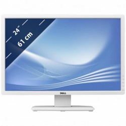 "DL MONITOR 24"" U2412M IPS 1920x1200 WH"