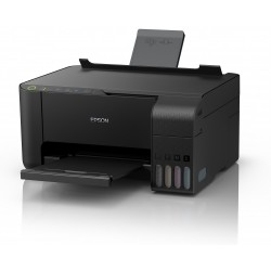 Epson L3150, Inkjet Printers, Consumer/Multi-fuction/Ink tank system, Letter, 0 Ink Cartridges,, Print, Scan, Copy, Manual, 5,76