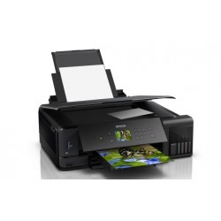 Epson L7160, Inkjet Printers, Consumer/Multi-fuction/Ink tank system, Letter, 0 Ink Cartridges,, Print, Scan, Copy, Yes (A4, pla