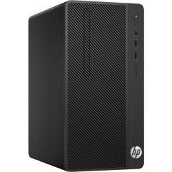 HP 290G2MT, Intel Core i3-8100, 4GB, UMA, 500GB HDD, DVD-RW, USB kbd, USBmouse, W10p64, 1yw