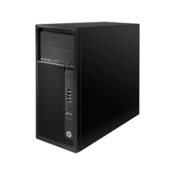 HP Z240 Tower Wks, Intel Xeon E3-1245v5 4C, 16GB DDR4-2133 nECC (2x8GB) RAM, HP Z TurboDrive G2 256GB, 1TB 7200 RPM, Intel Skyla