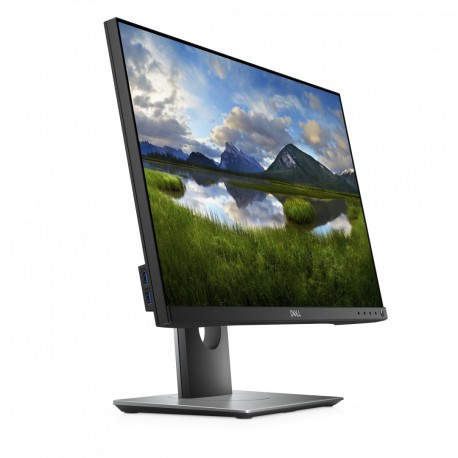 "Monitor LED DELL Professional P2418D 23.8"", Black 5 years warranty NBD, 2560x1440, 16:9, IPS, 1000:1, 178/178, 4ms, 300 cd/m2, V"