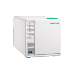 QNAP NAS 3BAY ARM QUAD CORE 1.4GHZ 2GB