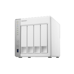 QNAP NAS 4BAY TWR AL-212 1.7GHZ 1GB 2LAN
