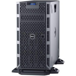 Server Dell PowerEdge T330 - Tower - Intel Xeon E3-1220v6 4C/4T 3.0GHz, 8GB (1x8GB) DDR4-2400 UDIMM, DVD+/-RW, 1x 1TB 7.2K SATA