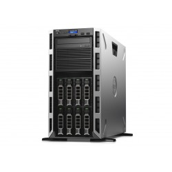 Server Dell PowerEdge T440 -Tower- Intel Xeon Silver 4110 8C/16T 2.1GHz, 16GB RDIMM-2666MT/s, 1x 120GB SSD (max. 8 x 3.5'' hot-p