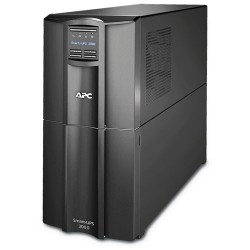 APC Smart-UPS 3000VA/2700W line interactive LCD 230V with SmartConnect, 3 years warranty for UPS, only 2 years warranty for batt