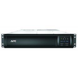APC Smart-UPS 3000VA/2700W line interactive LCD RM 2U 230V with SmartConnect, 3 years warranty for UPS, only 2 years warranty fo