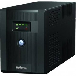 UPS Inform by Legrand Guardian LCD 800VA/480W Line interactive Single-phase Protection R711/R745 LCD / 1 buton 3 LED Pseudo