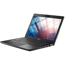 Dell Latitude 5290 12.5-inch HD(1366 x 768) Intel Core i7-8650U 8GB(1x8GB)2400MHz DDR4 256GB(M.2) SSD noDVD Intel UHD 630