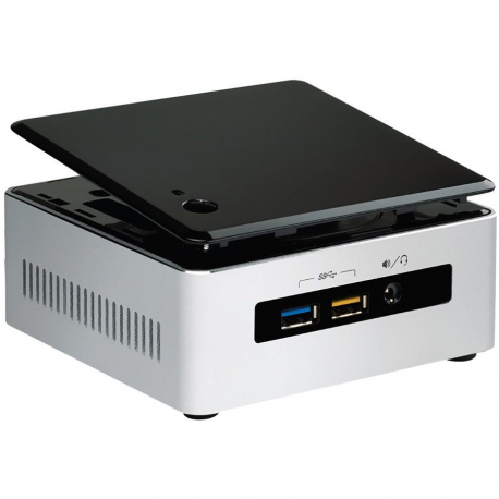 "Intel NUC kit, Celeron  N3050 (2M Cache, up to 2.16 GHz), 2.5"" HDD/SSD Support, uCFF, 1x DDR3L 1333/1600, 1.35V SODIMM, 8Gb, VGA"