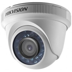 CAMERA HIKVISION TURBOHD DOME 2MP 2.8MM