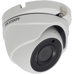 CAMERA TURBOHD DOME 2MP 2.8MM IR 20M