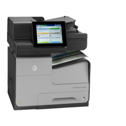 Color OfficeJet Enterprise Flow X585z MFP