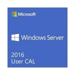 5-pack of Windows Server 2016 2012 USER