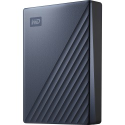 EHDD 4TB WD 2.5 MY PASSPORT ULTRA 3.0 BL