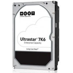 HDD Server WD/HGST Ultrastar 7K6 (3.5 4TB 256MB 7200 RPM SATA 6Gb/s 512E SE) SKU: 0B36040