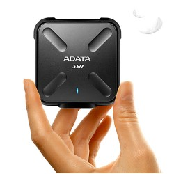 ADATA EXTERNAL SSD 512GB 3.1 SD700 BK