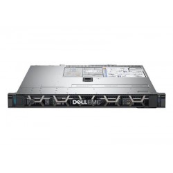 DELL EMC Server R340 Intel Celeron G4900 1TB 7.2K RPM SATA 6Gbps 8GB 2666MT/s DDR4 ECC PERC H330 RAID Single Hot Plug Power Sup