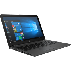 HP 250 G6 15.6 HD SVA AG Intel Celeron N4000 4GB UMA 500GB 5400 DVD-Writer Intel 9461 AC 1x1 BT 5.0 Dark Ash Silver