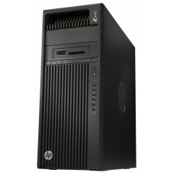 HP Z440, Intel Xeon E5-1650v4, 16GB DDR4-2400 (4x4GB), 256GB SATA, 2TB 7200 RPM SATA, No GFX, DVD-Writer, HP USB Keyboard , HP U