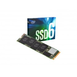 Intel SSD 660p Series (512GB M.2 80mm PCIe 3.0 x4 3D2 QLC) Retail Box Single Pack