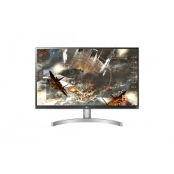 Monitor LED LG 27UL600-W 27 FreeSync IPS 16:9 UHD 3840x2160 60Hz 350cd 178/178 1000:1 5ms AntiGlare HDMI DP sRGB 9
