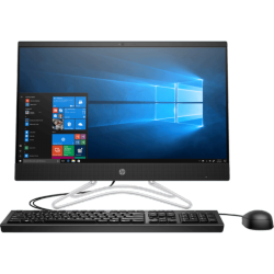 PC HP 200 G3 AIO 21.5 FHD Non-Touch Intel i5-8250U 4GB Intel UHD Graphics 620 1TB HDD DVD-RW Realtek AC 1x1 WW with 1 A