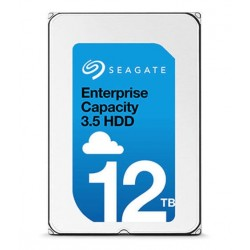 Seagate Enterprise Capacity HDD (Helium)(3.5', 12TB, SATA 6Gb/s / 7200rpm)