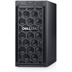 Server Dell PowerEdge T140 Intel Xeon E-2124 4C/4T 3.3GHz 8GB(1x8GB) 2666 UDIMM 2x1TB 7.2K RPM SATA(max. 4 x 3.5 hot-plug H