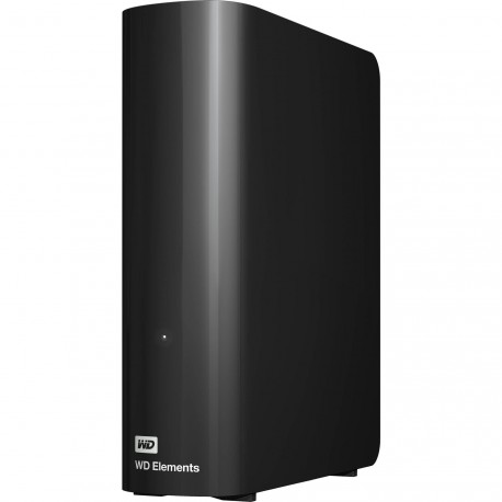 HDD 8TB WD 3.5 ELEMENTS USB 3.0 BK
