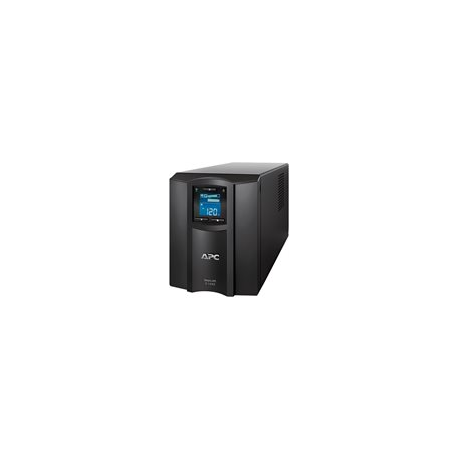 APC Smart-UPS C 1500VA LCD - UPS - AC 230 V - 980 Watt - 1500 VA - RS-232, USB - 10 Output Connector(s)