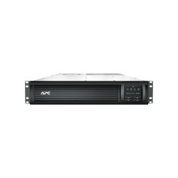 APC Smart-UPS 3000 LCD - UPS (rack-mountable) - AC 220/230/240 V - 2.7 kW - 3000 VA - RS-232, USB - output connectors: 9 - 2U