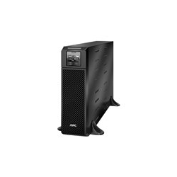 APC Smart-UPS SRT 5000VA - UPS (rack-mountable / external) - AC 230 V - 4500 Watt - 5000 VA - Ethernet 10/100, USB - output conn