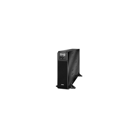 APC Smart-UPS SRT - UPS ( rack-mountable / external ) - AC 230 V - 4500 Watt - 5000 VA - Ethernet 10/100, USB - 12 Output Connec